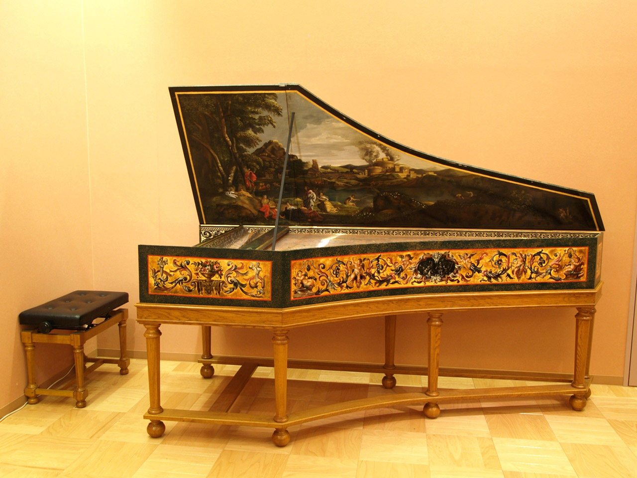 PIPARTE Harpsichords